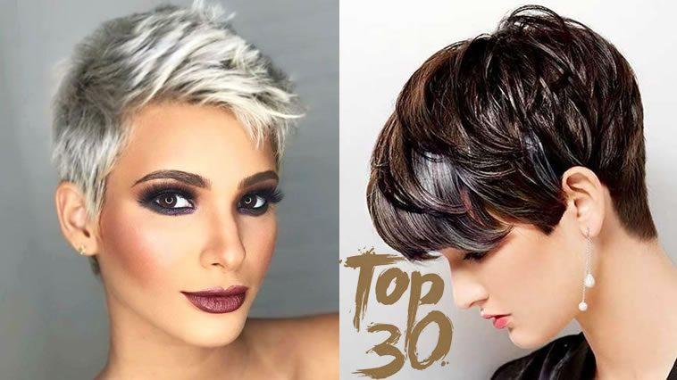 Pixie Hair Cut Styles: Pixie Hairstyles