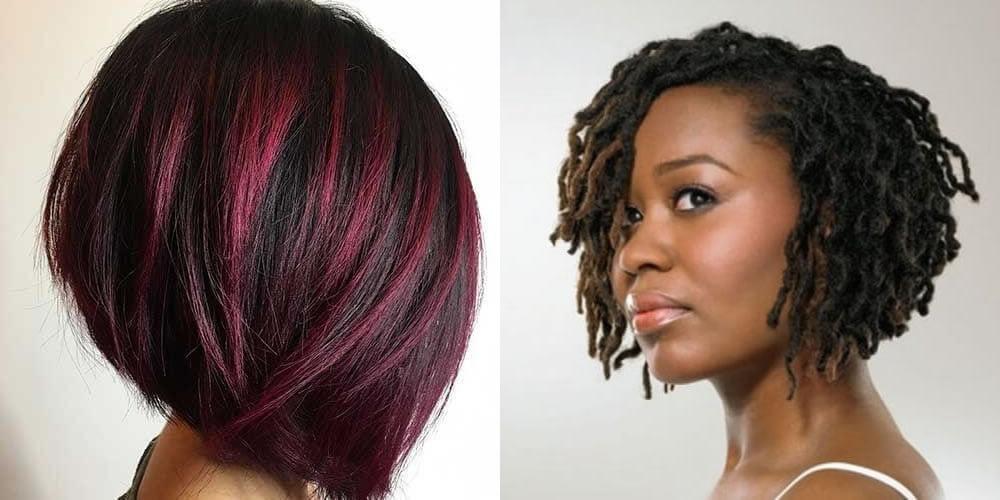 Short Bob Haircuts for Black Women 2018-2019 & Bob ...