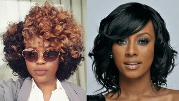 Short Bob Haircuts for Black Women
