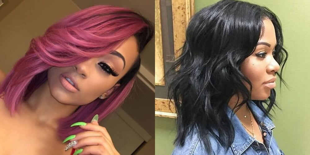 Hairstyles 2019: Short Bob Haircuts For Black Women 2018-2019 & Bob