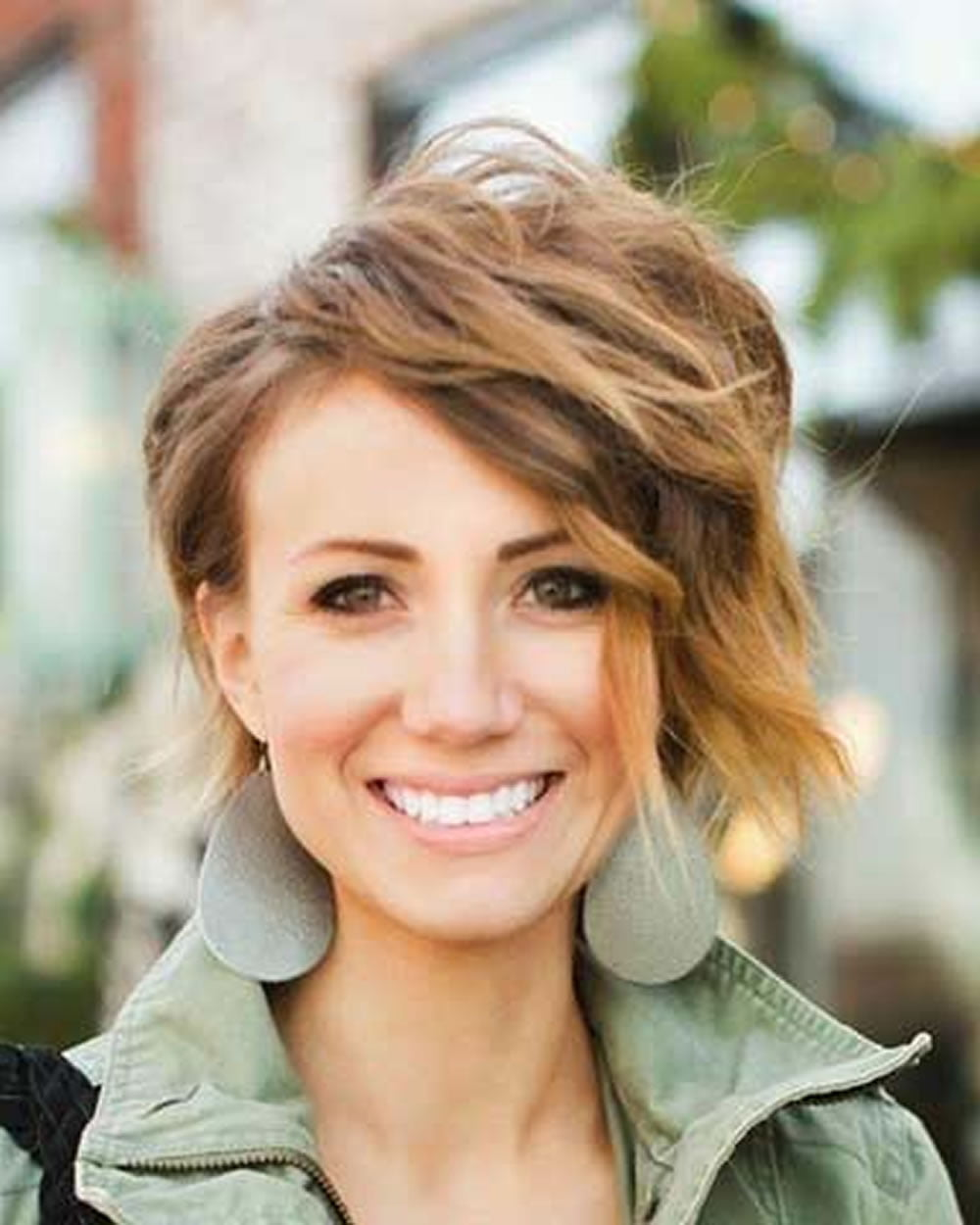 Short Curly Asymmetrical Bob Haircut For Fine Hair Page 6 Hairstyles