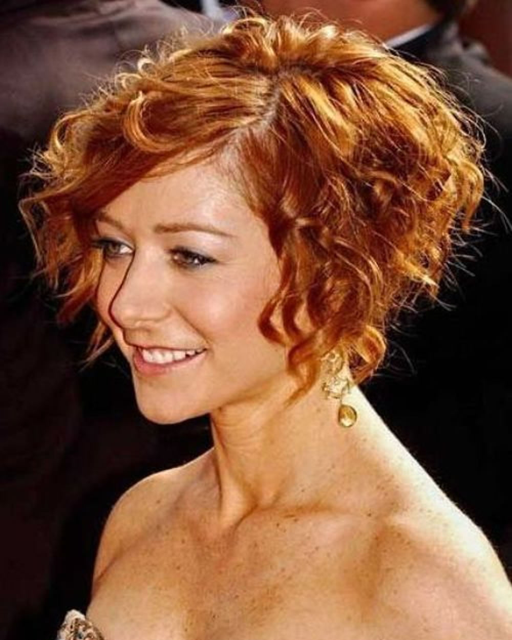 Short Curly Asymmetrical Bob Haircut For Fine Hair Page 3 Hairstyles