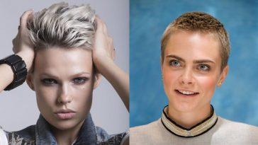 Short Pixie Haircut 2018