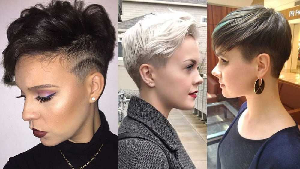 Undercut Pixie Hairstyles to Reflect Your Character for 2018