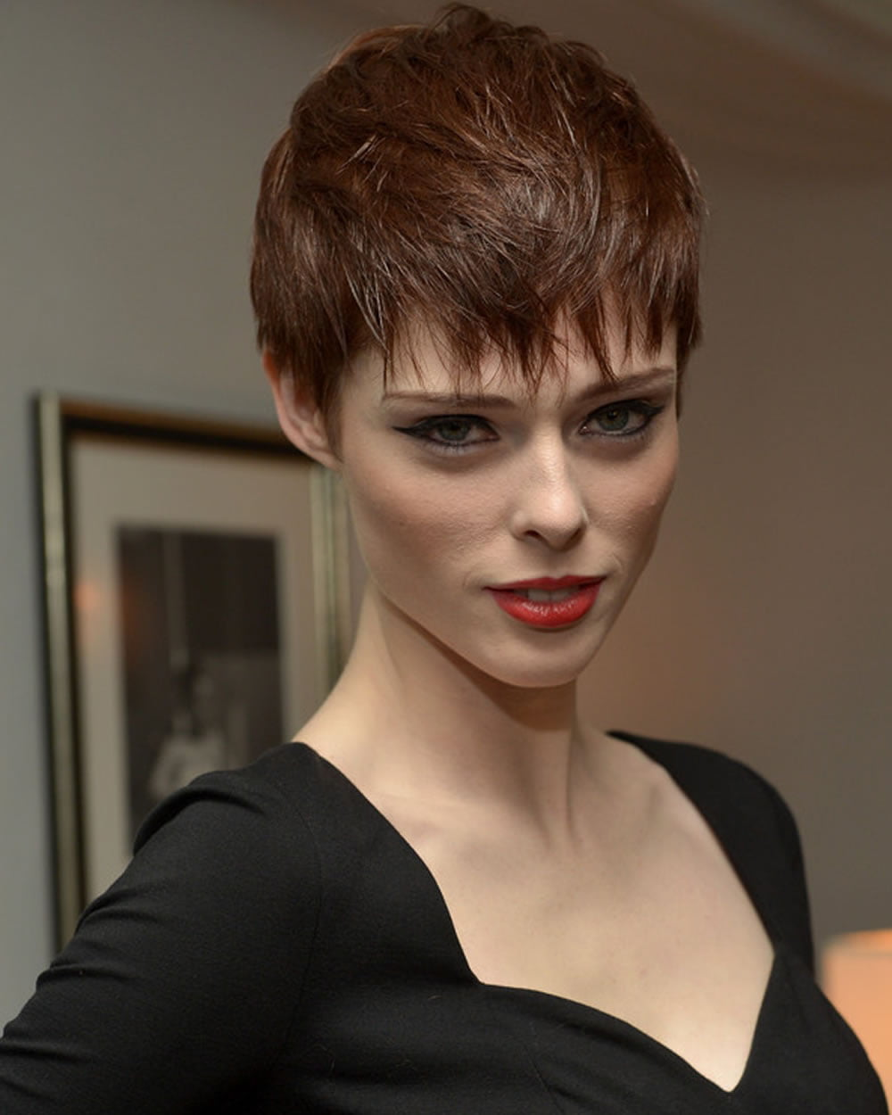haircuts color ideas tr 232 s courte pixie haircut 2018 coiffures et id 233 es de 5074