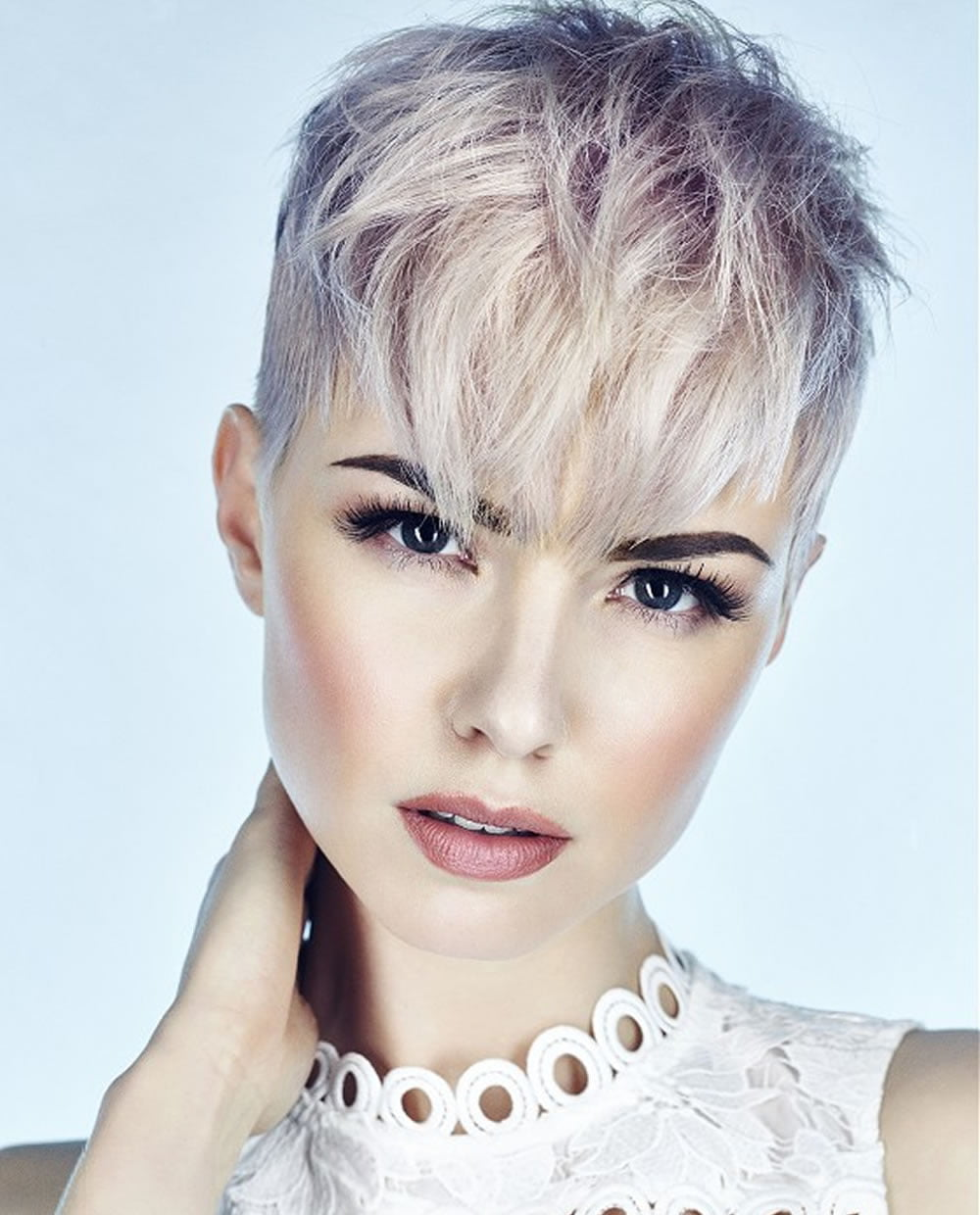 coloring short hair styles grey pixie hair cut amp gray hair colors for hair 5015 | Grey Pixie Hair Cut Gray Hair Colors for Short Hair 27