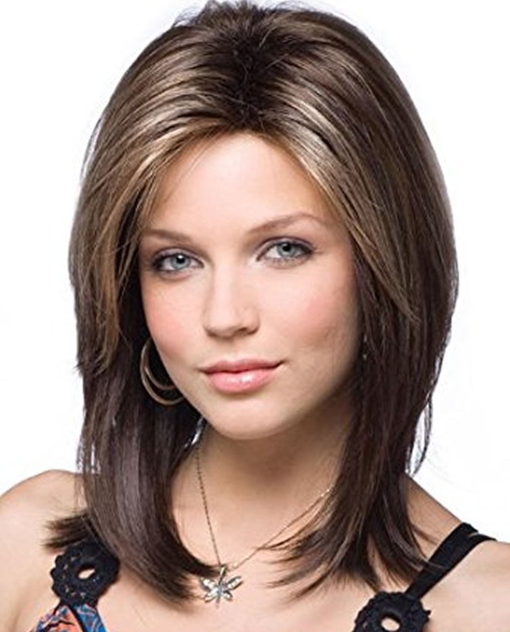 Layered Long Bob Hairstyles and Lob Haircuts 2018 - HAIRSTYLES