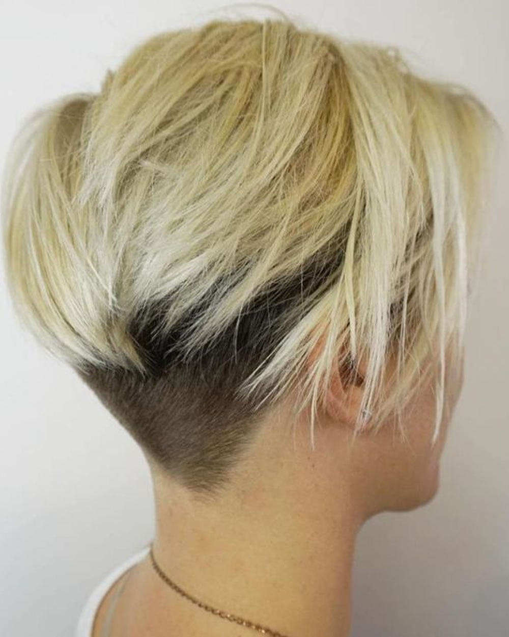 Extreme Nape Shaving Bob Haircuts Hairstyles For Women Page 4