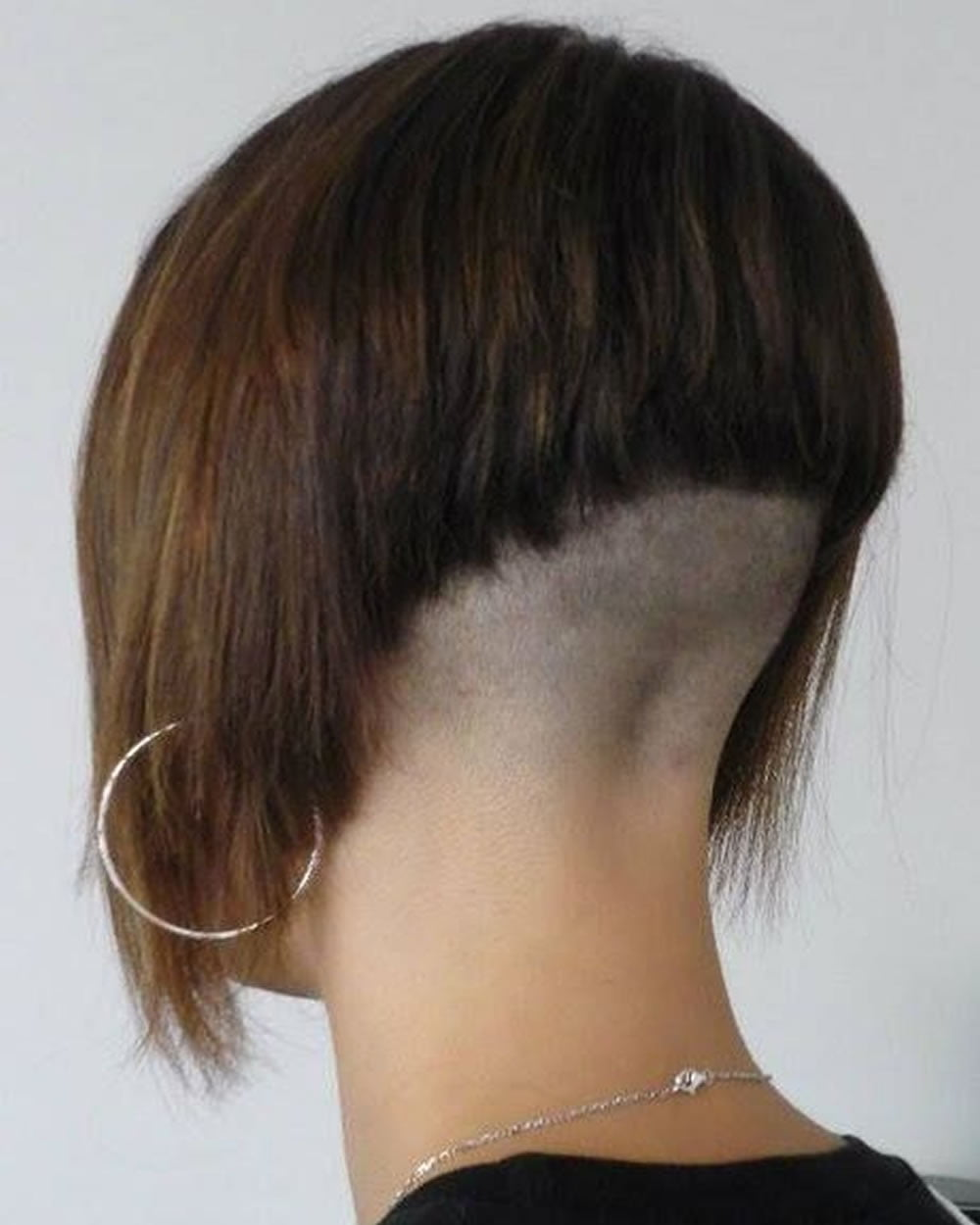 Extreme Nape Shaving Bob Haircuts Hairstyles For Women Page 5