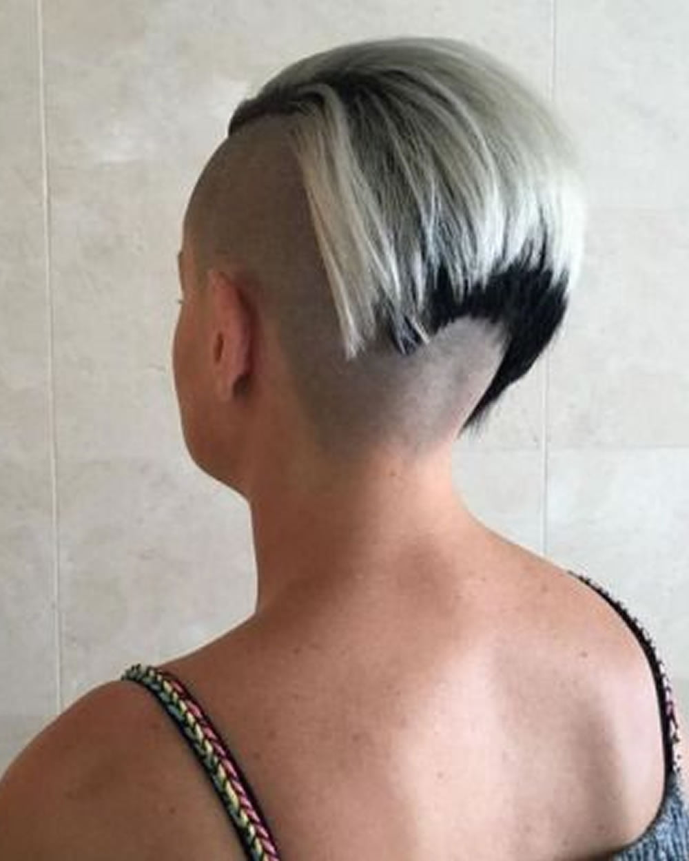 Extreme Nape Shaving Bob Haircuts Hairstyles For Women Page 2