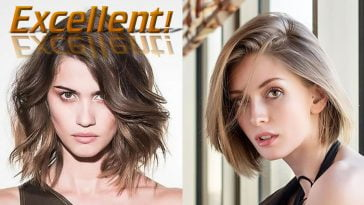 Short Bob Haircut Models 2018 - Trendy Short Hair Ideas for Women