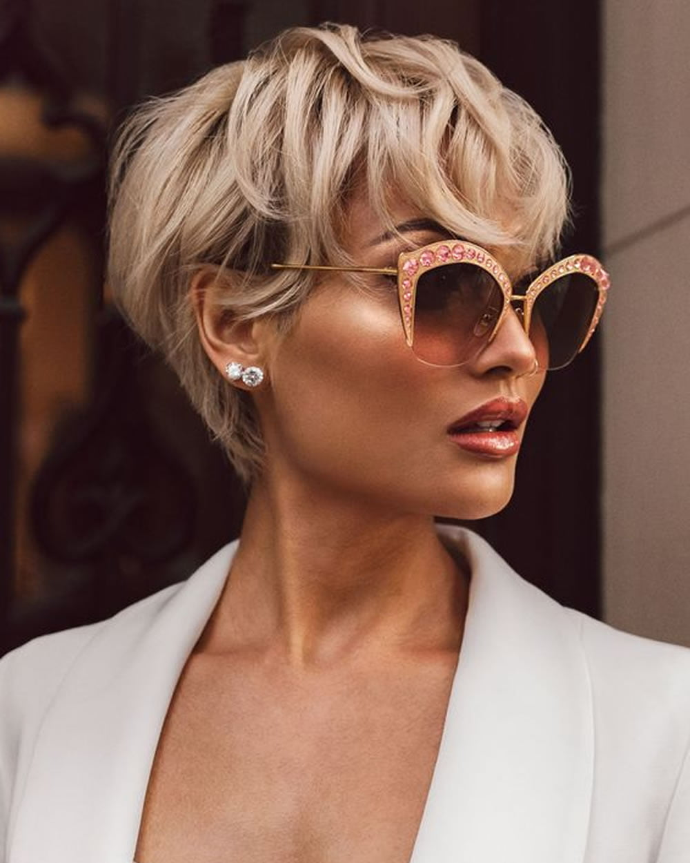 60 Best Short Haircuts Of Famous Women Cool Short Hairstyles