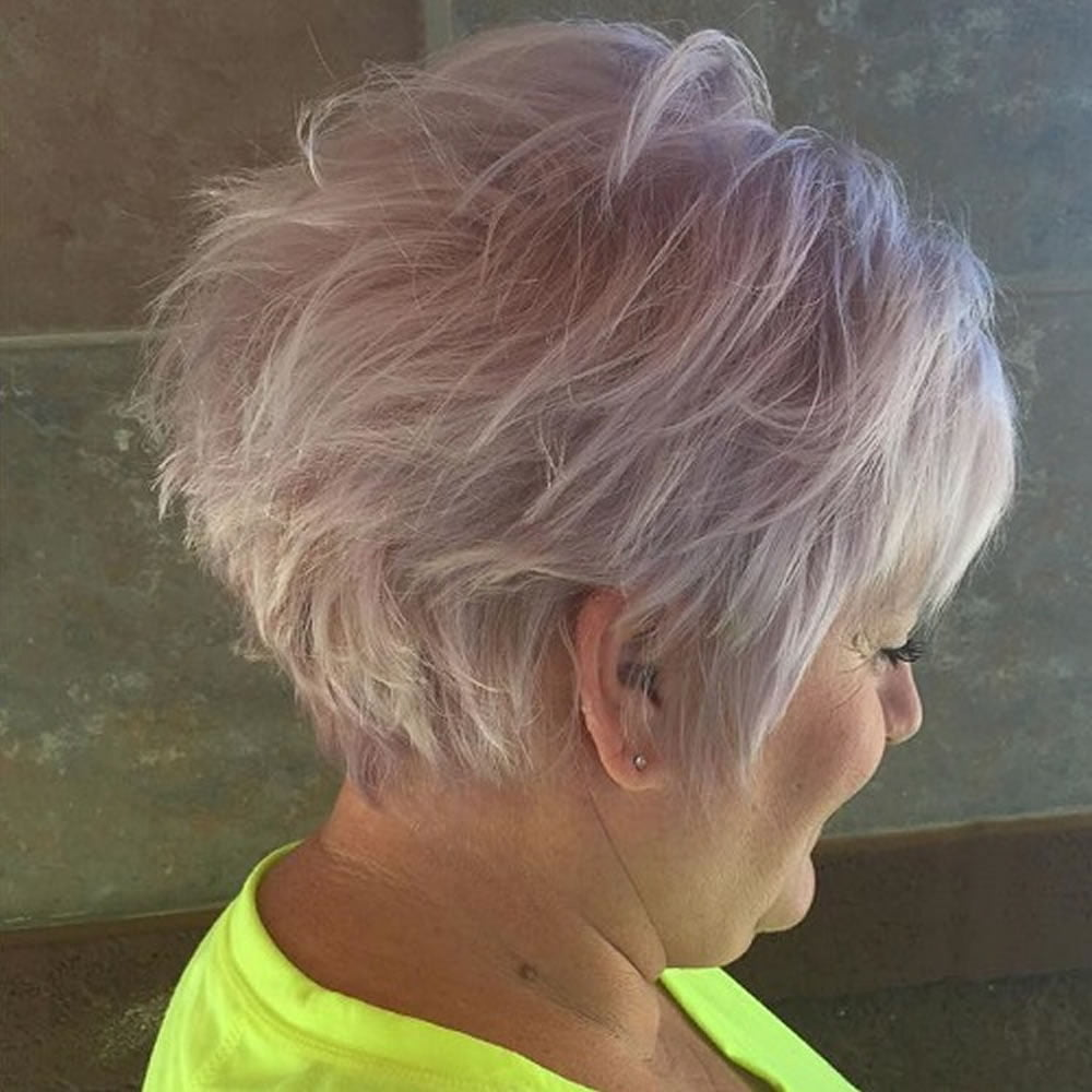 50 Amazing Haircuts For Older Women Over 60 In 2020-2021