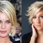 Short hairstyles and haircuts for 2018 - Best Pixie + Bob haircut ideas