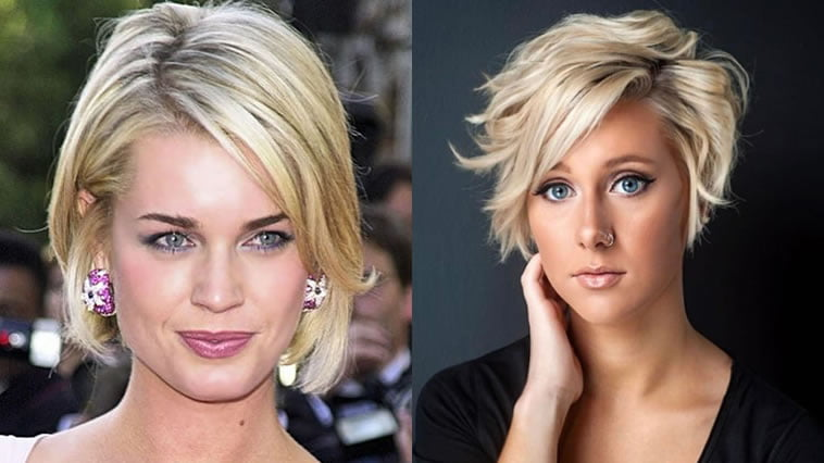 The Most Beautiful Short Hairstyles You Can See Pixie Bob