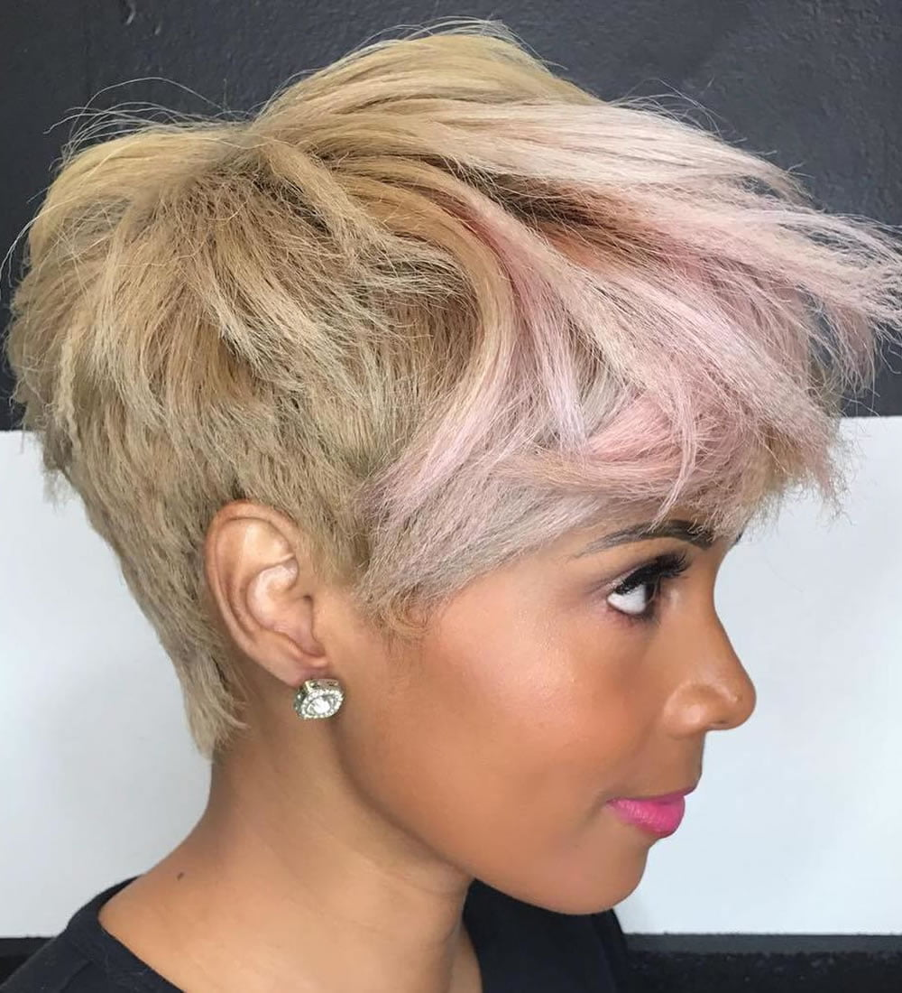 Short Haircuts For African American Women New Hair Style
