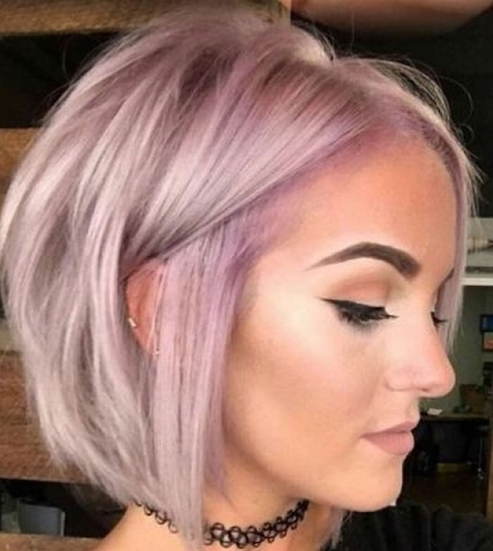 2019 Short Hairstyles & Haircuts for Thin Hair - Hair Colors - HAIRSTYLES