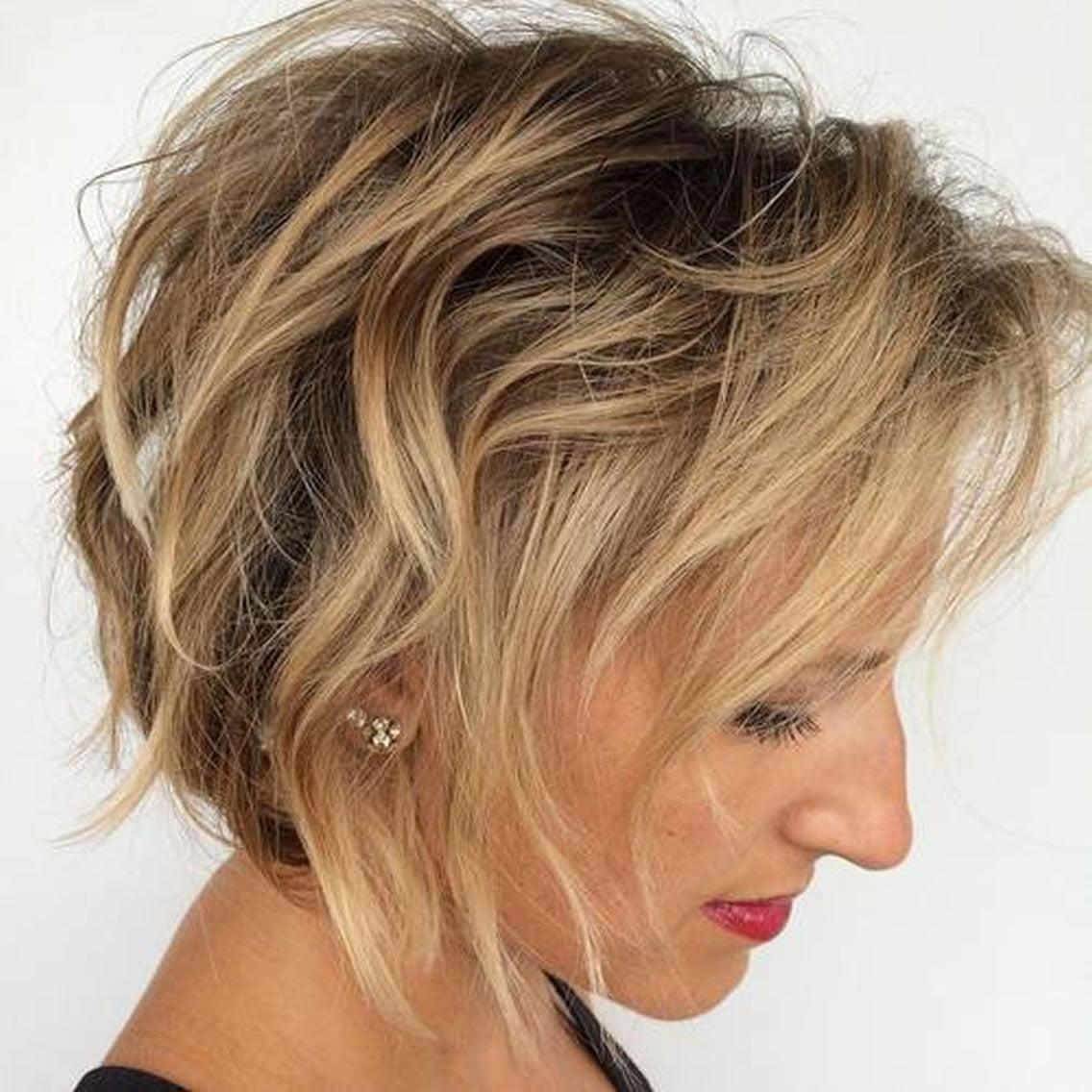 2019 Short Hairstyles & Haircuts for Thin Hair – Hair ...