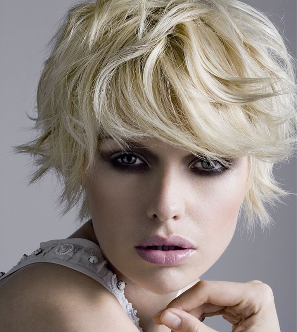 2019 Short Hairstyles & Haircuts for Thin Hair - Hair Colors - Page 4 - HAIRSTYLES