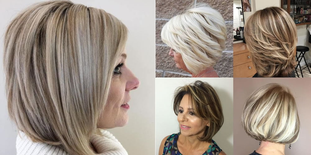 60 Modern Haircuts And Hairstyles For Women Over 50 Page 5