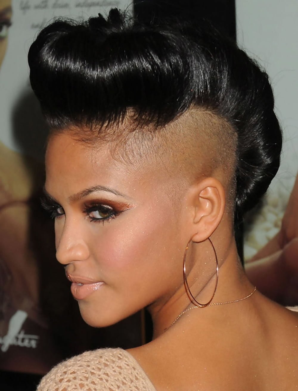 mohawk styles black hair mohawk black hairstyles for summer 2018 2019 page 7170