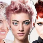 short hair colors for women 2018-2019