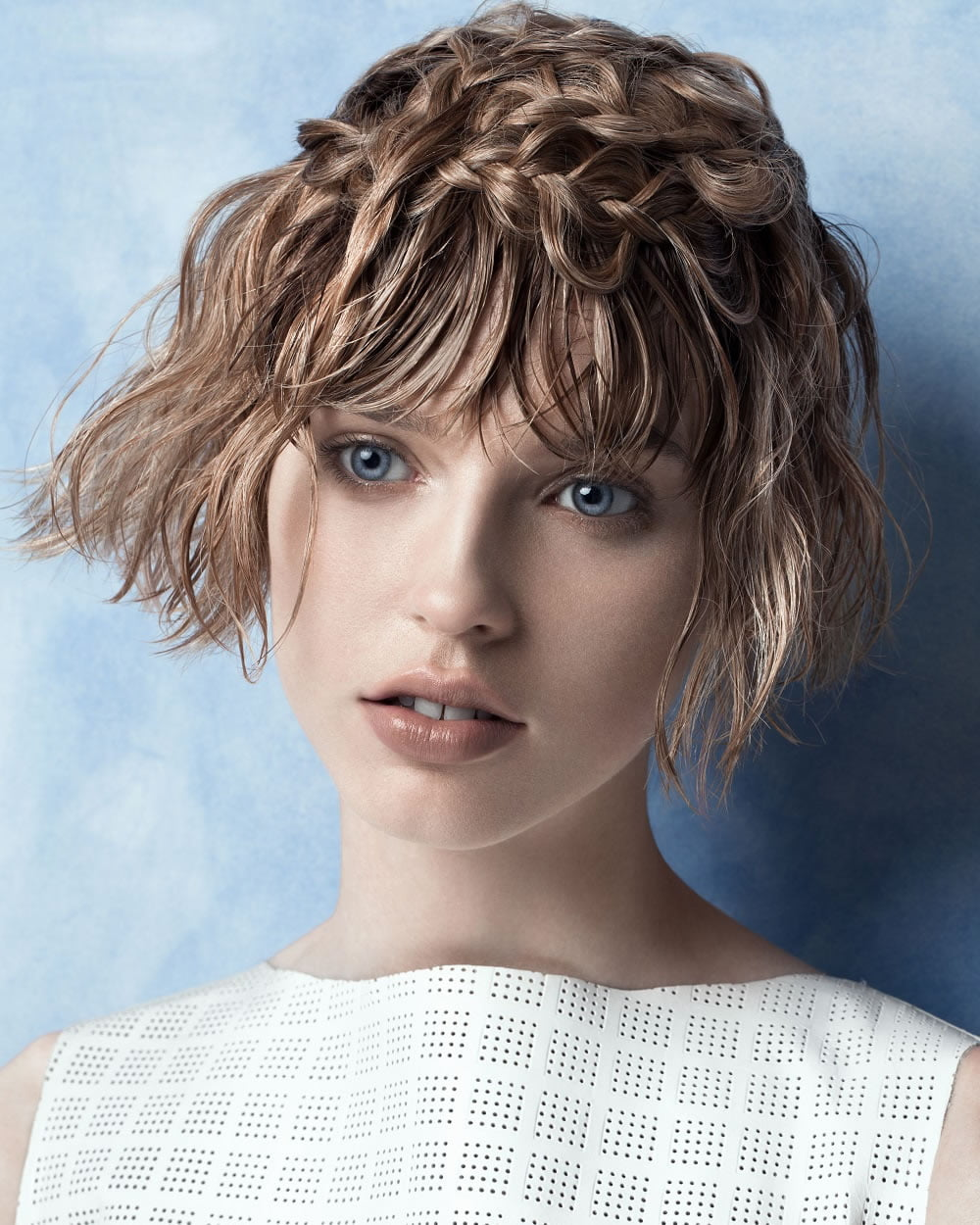 Spring 2018 Short Haircut Summer 2019 Pixie hairstyle for Girls (1) - HAIRSTYLES