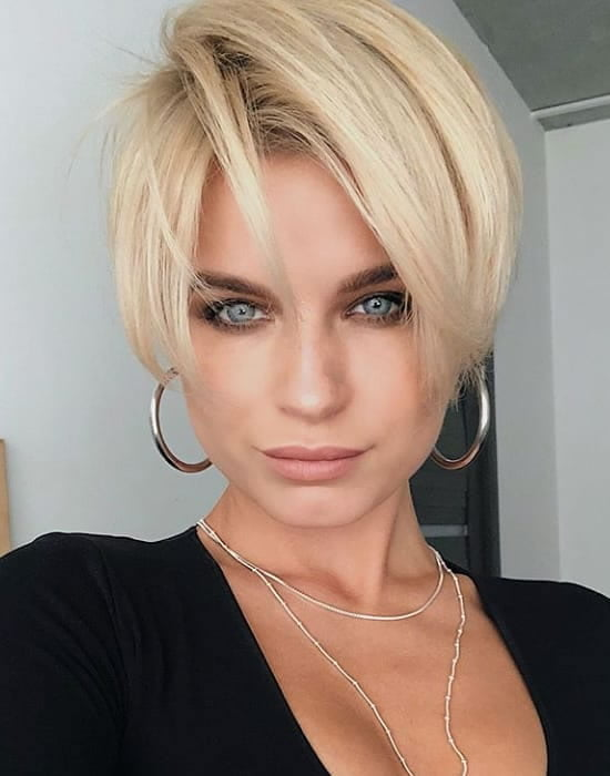 Cute short hairstyles easy hair cuts 2019