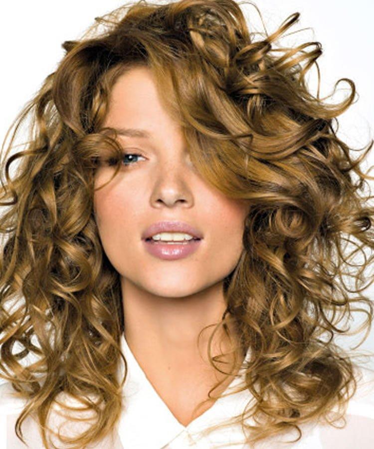 curly hair 2019