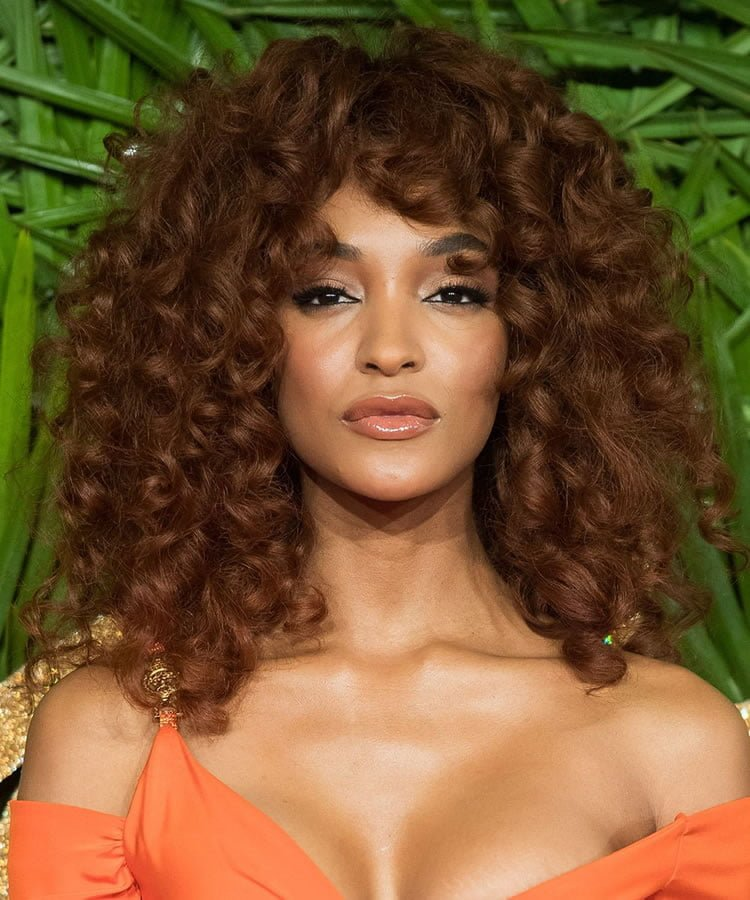 Curly hair 2019 models suitable for women's face shapes - Page 4 - HAIRSTYLES