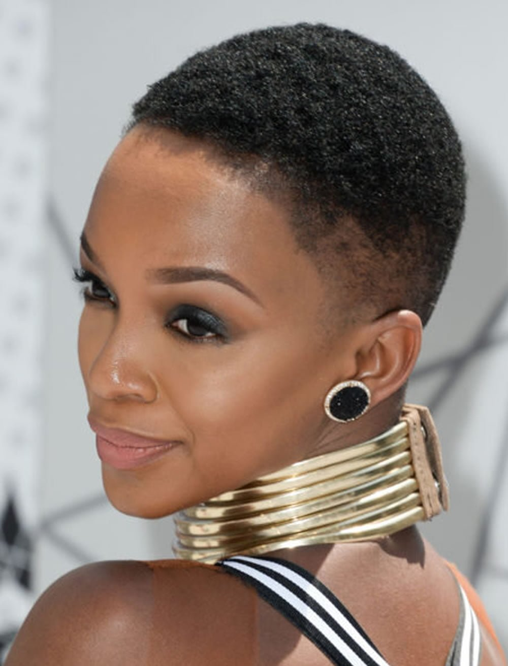 Very short pixie haircut 2019 for black women - Page 4 - HAIRSTYLES