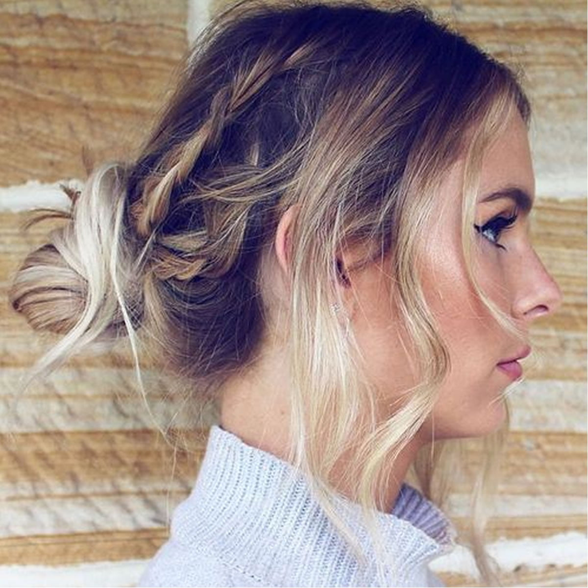 medium hairstyles thin hair