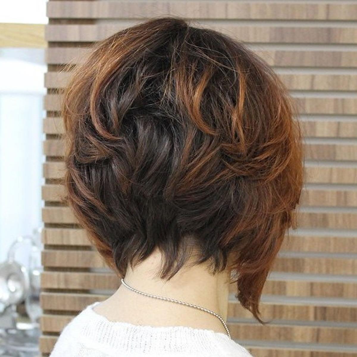 cool short hair cut for women