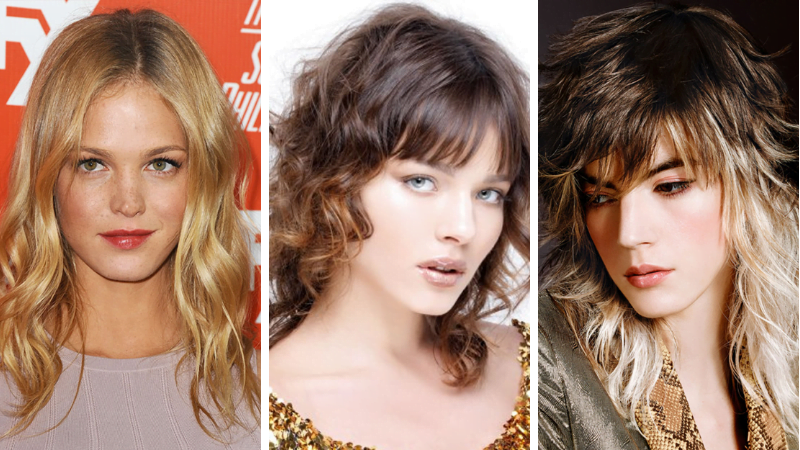 18 Cool Medium Haircuts And Shoulder Length Hairstyles Of 2019