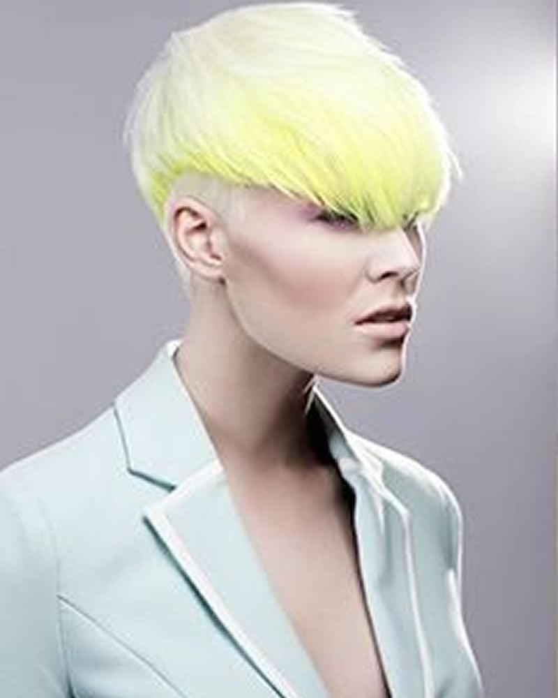 2019 pixie hair style