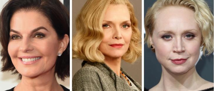 short haircut for older women 2019