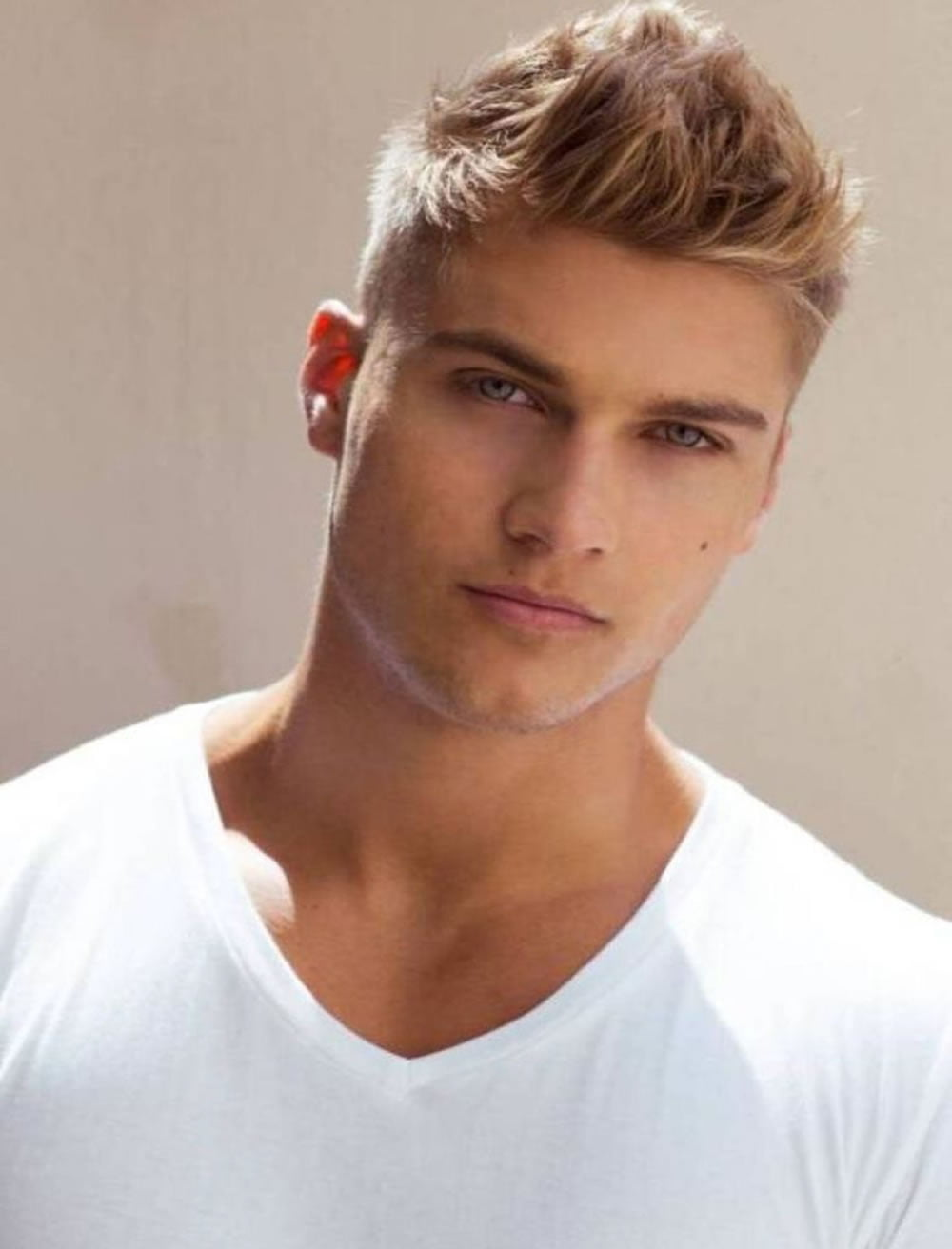 23 Cool Short Haircuts For Men 2019 Easy Short Hairstyles