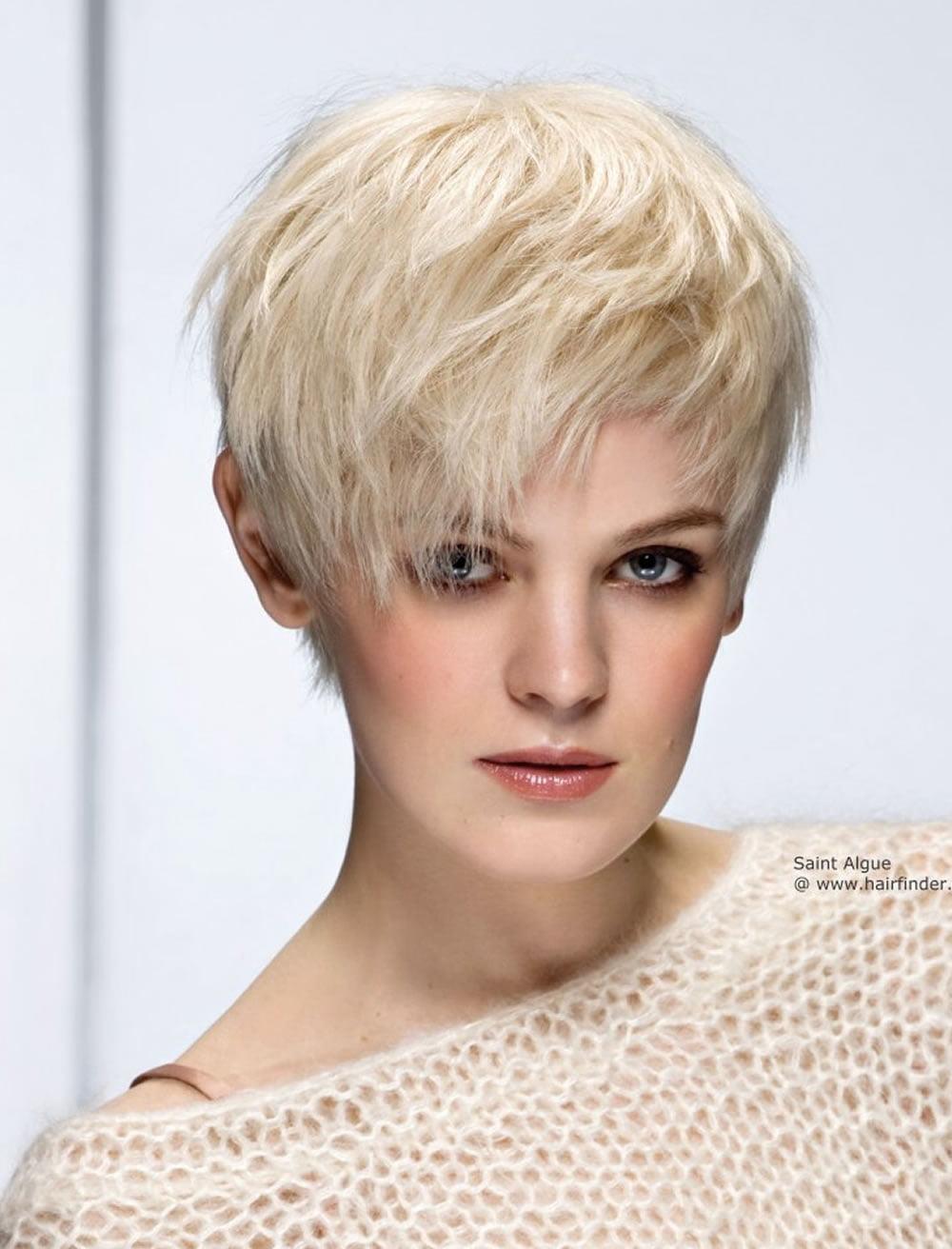2019 short hair cut