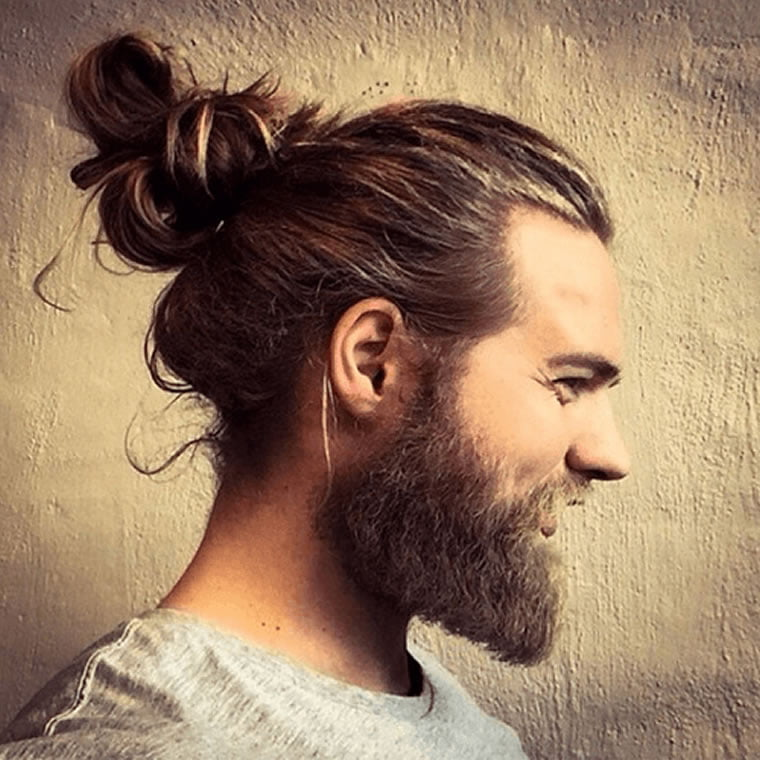how to get long hair for guys