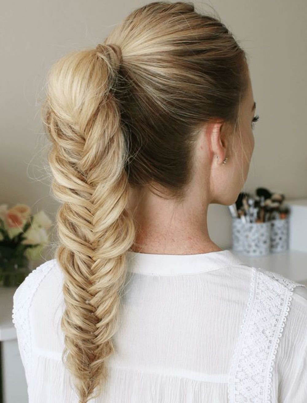 very fast back to school hairstyles