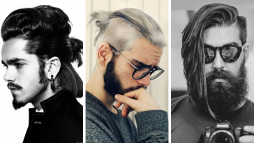 Long Hairstyles for Men 2019