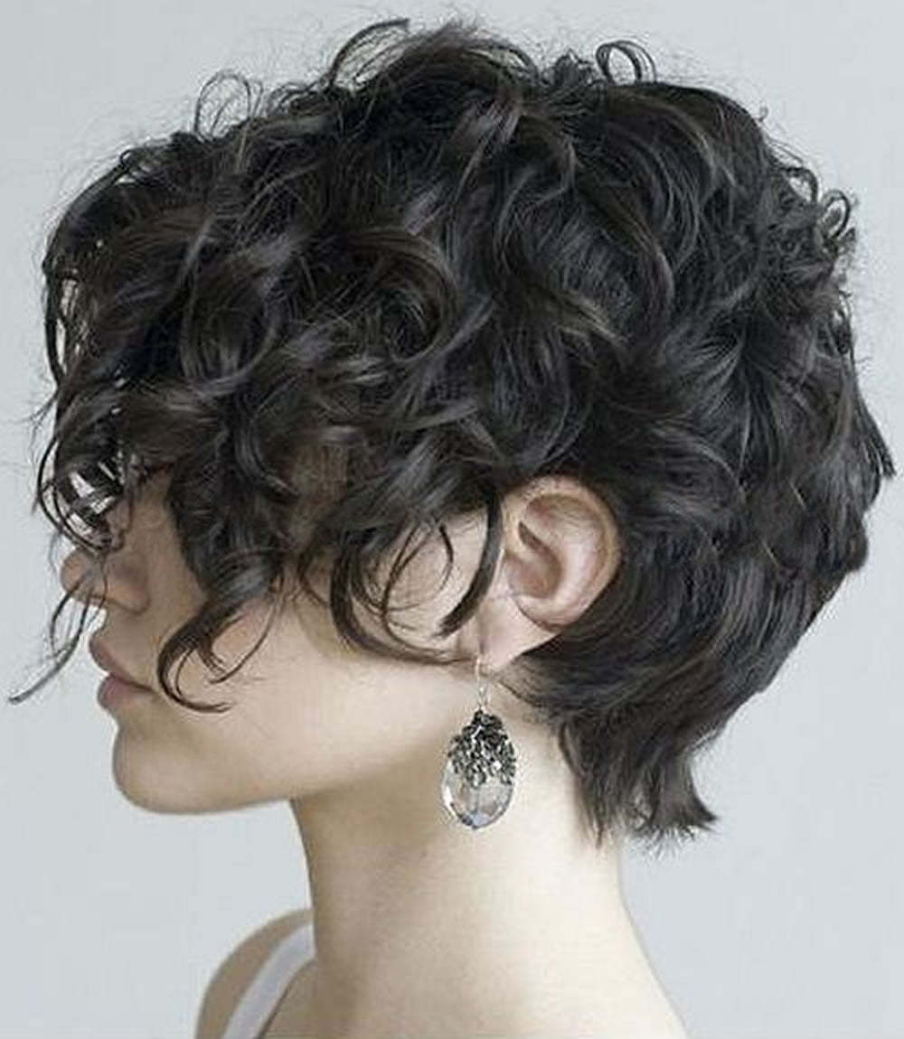 black hair curly hairstyles