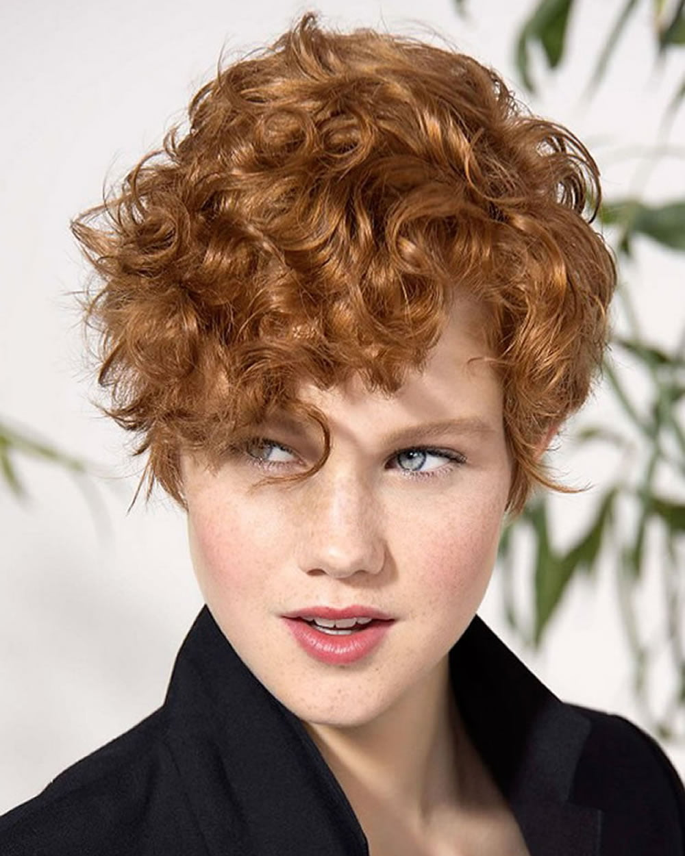 Curly Short Haircuts & Bob + Pixie Hair Compilation - Page ...