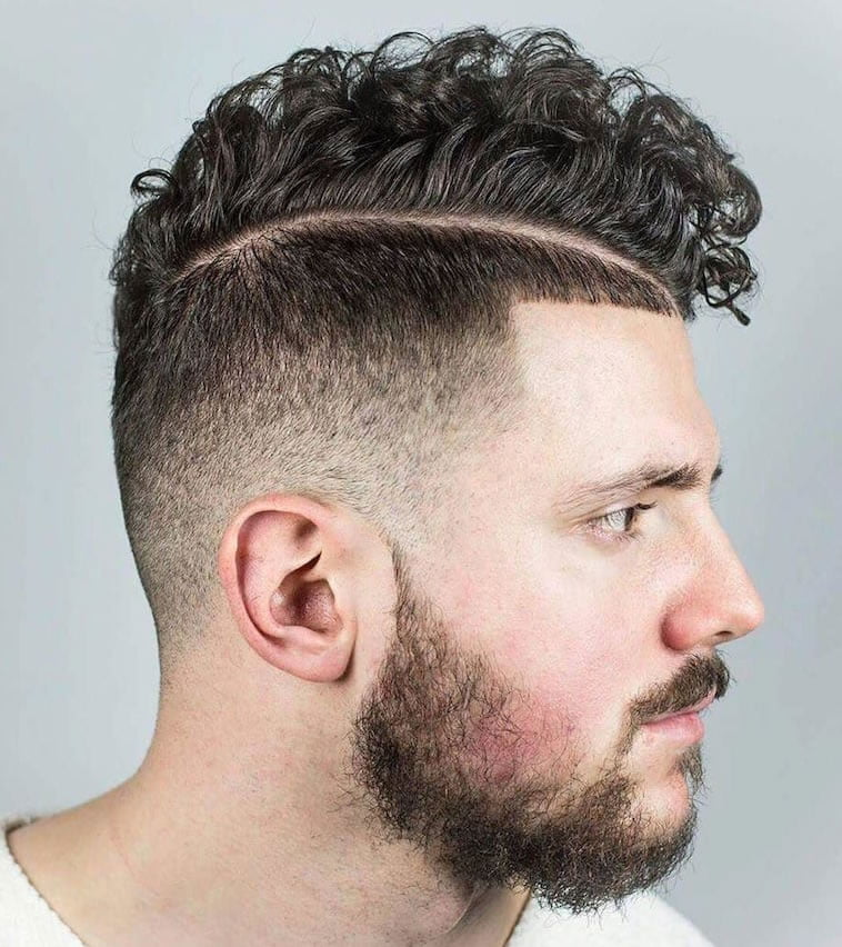 14 Modern Curly Short Haircuts For Men 2019 2020 Page 3