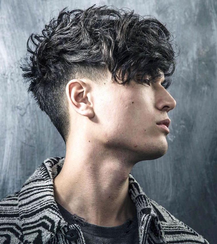 14 Modern Curly Short Haircuts For Men 2019 2020 Page 5