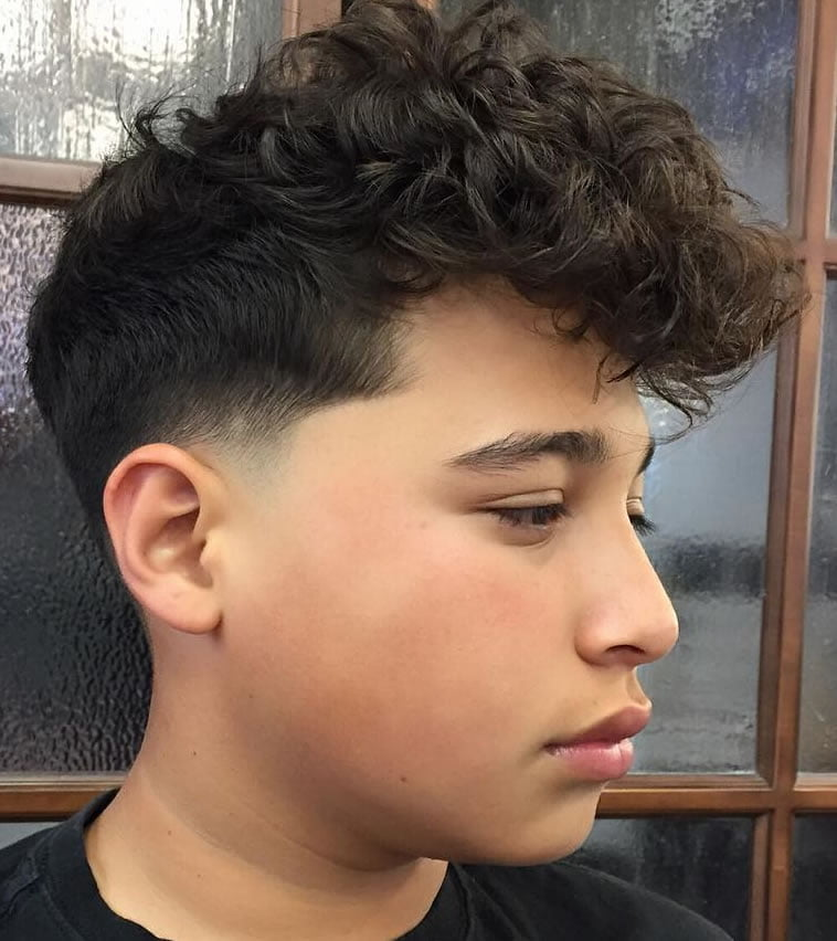 14 Modern Curly Short Haircuts for Men 2019-2020 - Page 5 ...