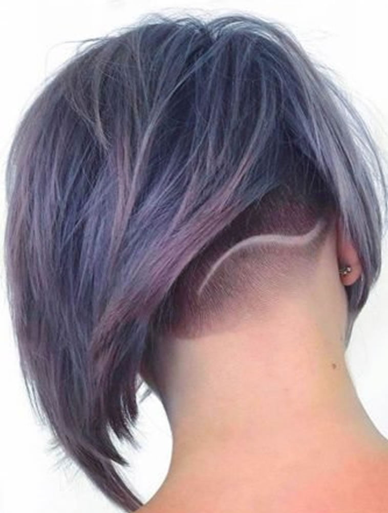 undercut asymmetrical short hairstyles