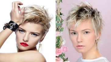 Pixie hair style for 2019
