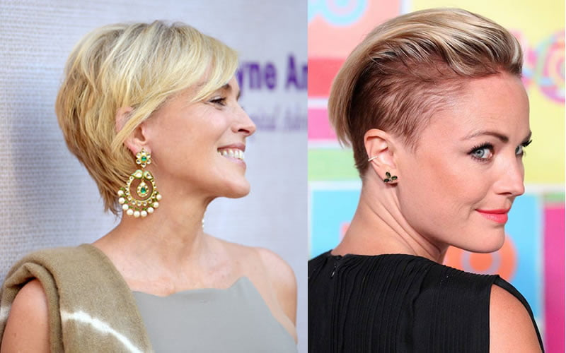 New short haircuts for women