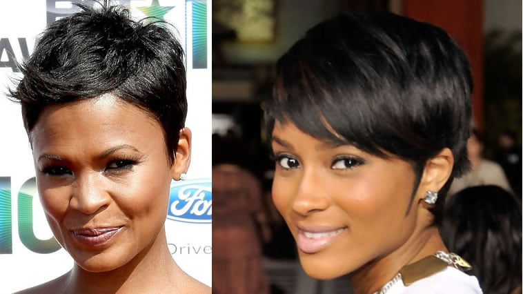 24 Amazing Pixie Haircuts Short Hairstyles For Black Women 2019